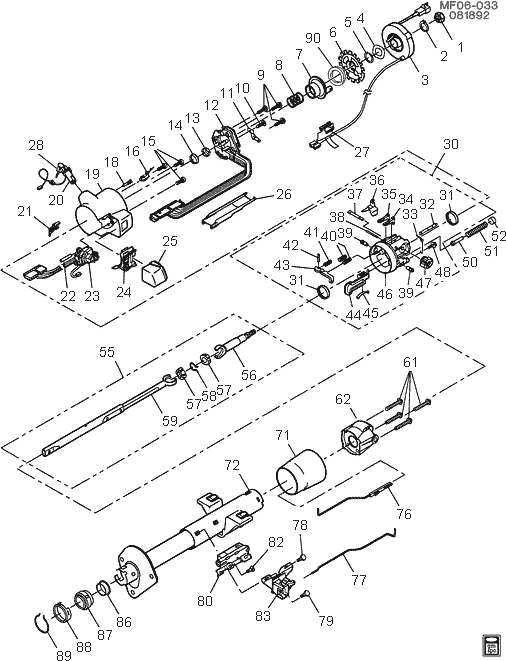2010 Camaro Steering Column Wiring Diagram