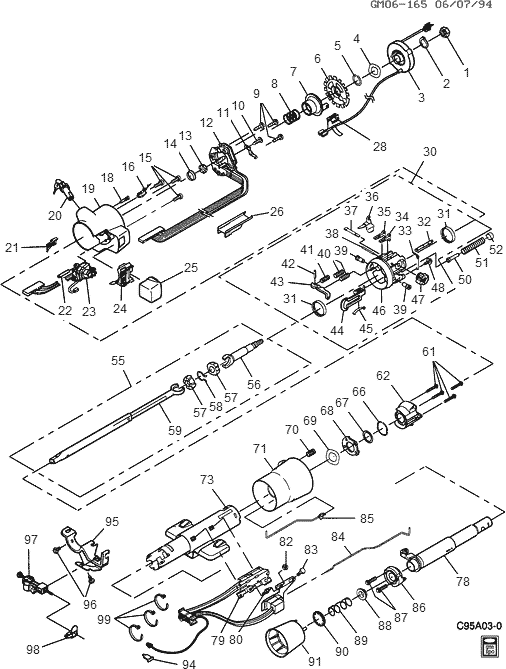 00 Impala   Wiring Diagram on 1964 impala ss diagram