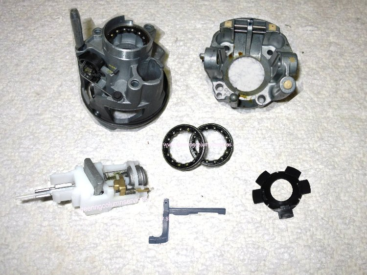 63 steering column parts, replacement, & how to instructions
