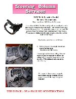 gm buick cadillac chevrolet oldsmobile pontiac 1995 and newer multiswitch replacment instructions
